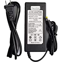 13.5V 3A Adapter Charger for Epson V33 V370 V220 V330 V300 V330p V37 V100 Scanner Power Power Cable Cord A392BS A392GB 1.2A (with us Cable)