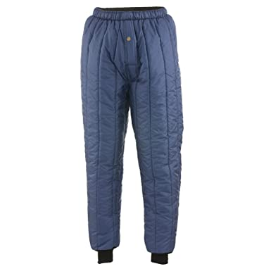 7eb795187 RefrigiWear Men's Insulated Cooler Wear Trousers - Cold Weather Work Pants