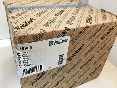 Vaillant ECOTEC Plus 824 831 837 PRO 24 28 Complete Pump
