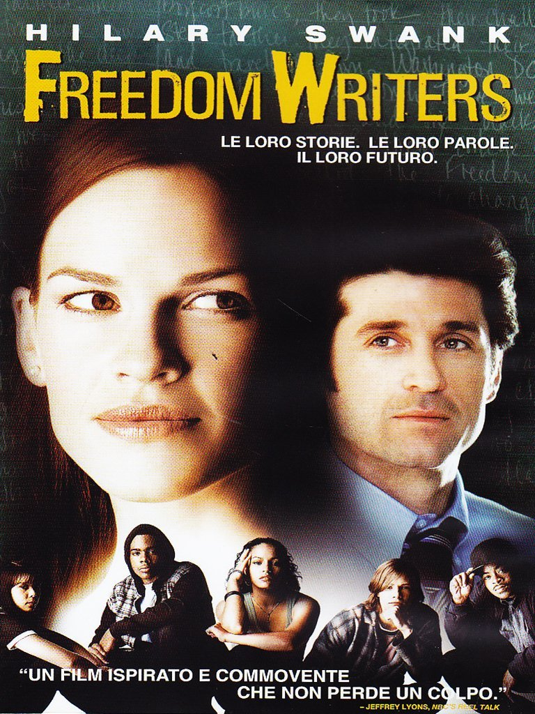 Amazon.com: Freedom Writers: hilary swank, patrick dempsey, la ...