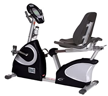 Everlast E74r Step Thru Recumbent Exercise Bike