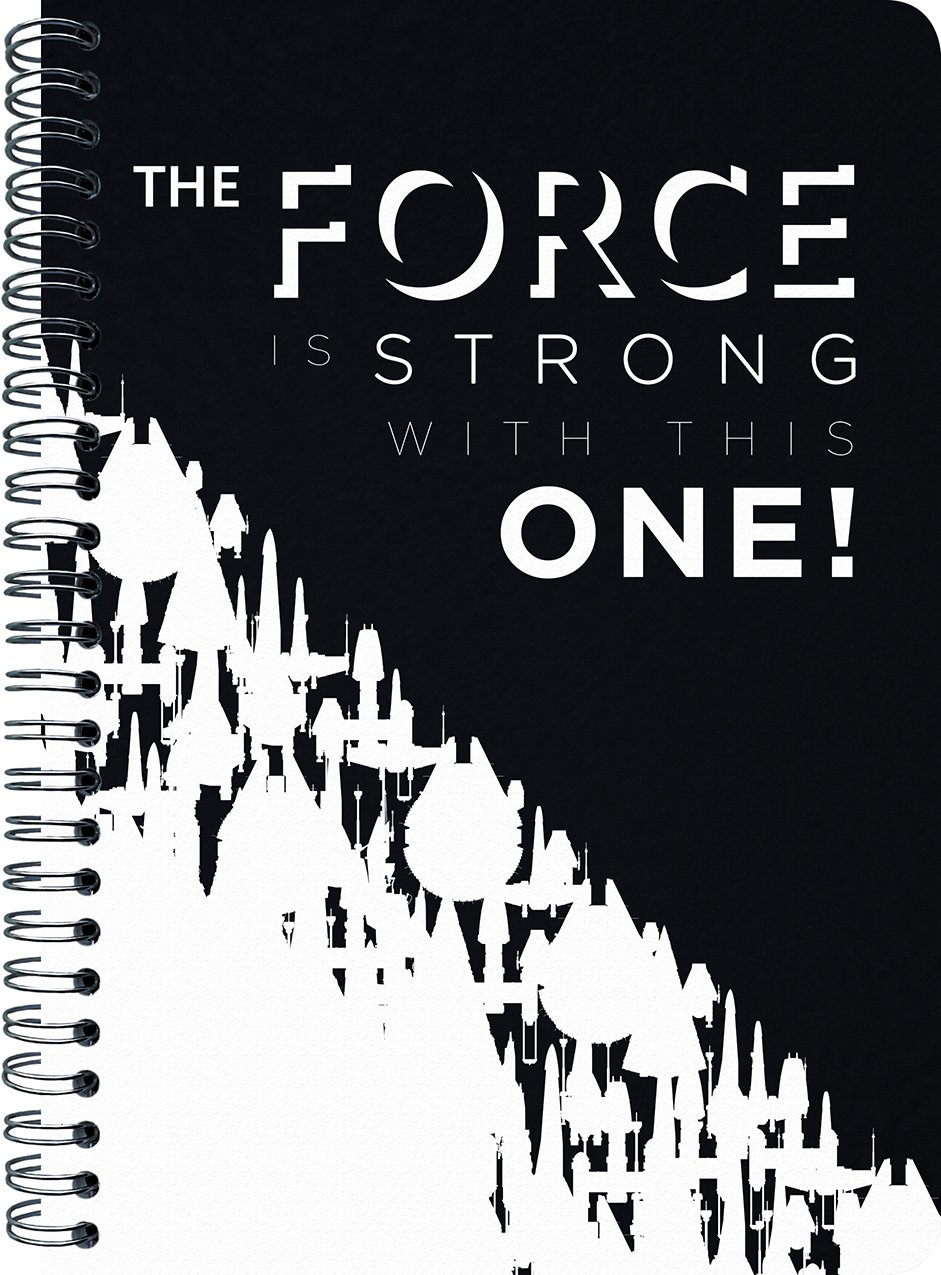 2019 Star Wars Weekly/Monthly Planner - 5.5 x 8.5: Trends ...