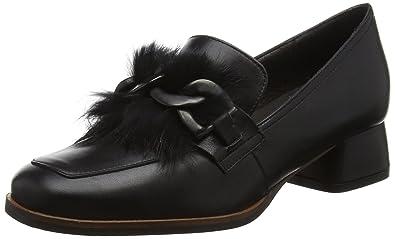Gadea Miro, Zapatos de Cordones Oxford para Mujer, Negro (Black), 36 EU