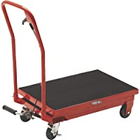 NorthernTool.com deals on Ironton Hydraulic Table Cart 500-Lb. Capacity 28 5/8in. Lift