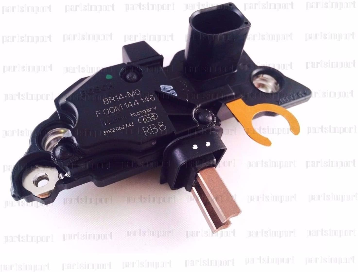 Voltage Regulator Genuine BOSCH F00M144146 for Mercedes OEM # 0031546506