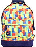 Mi-Pac Building Blocks Mini Rucksack (Multi-Colour)