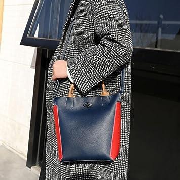 4db5954862d Women s Crossbody Bag, Neartime 2018 Fashion Bucket Bags Female Wild Bags  Patchwork