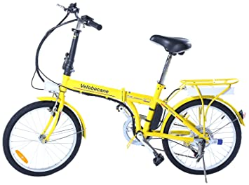 Velobecane Urban - Bicicleta, Color Negro