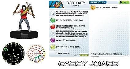 Amazon.com : TMNT Teenage Mutant Ninja Turtles Casey Jones ...