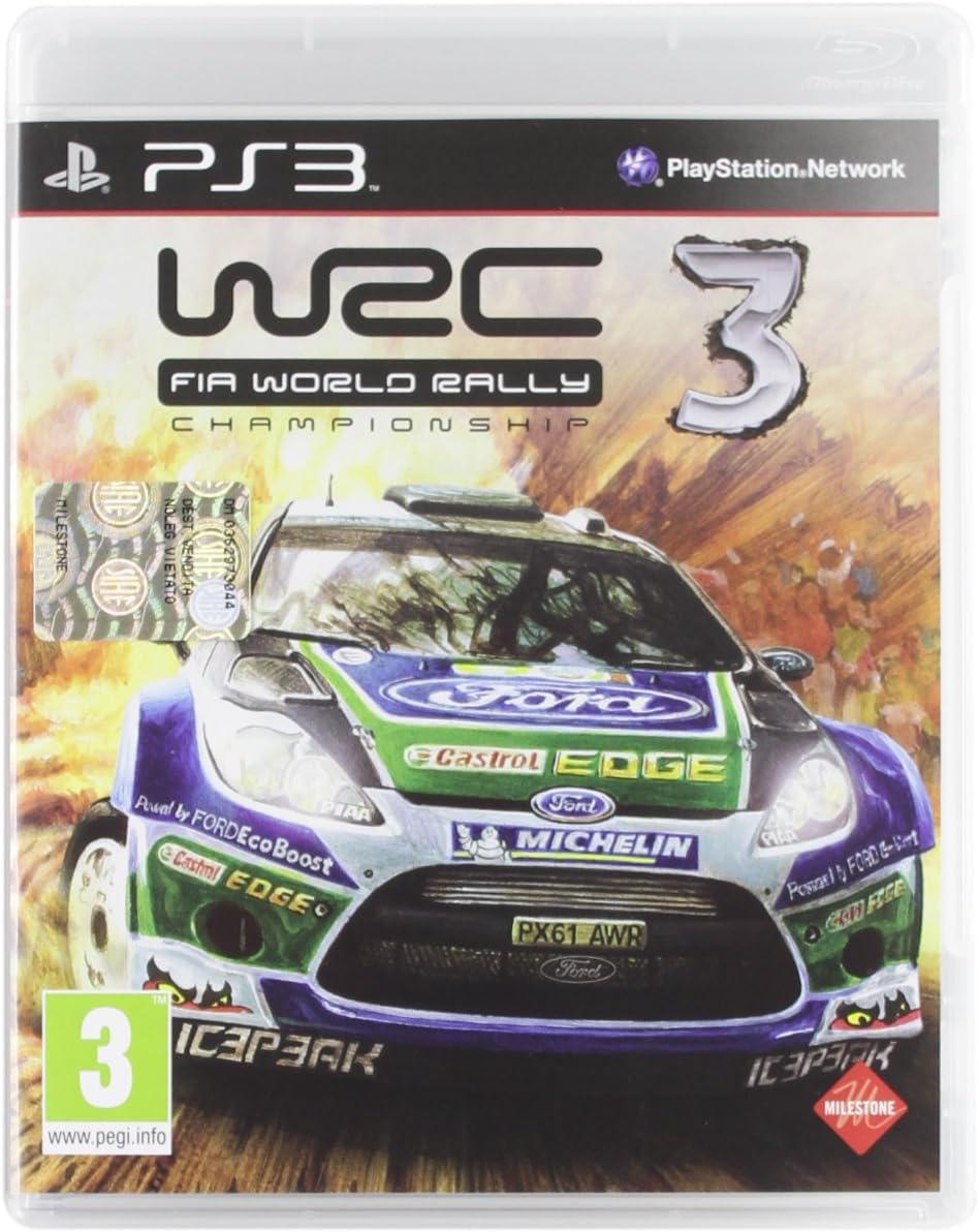 WRC 3 Fia World Rally Championship [Importación italiana]: Amazon.es: Videojuegos