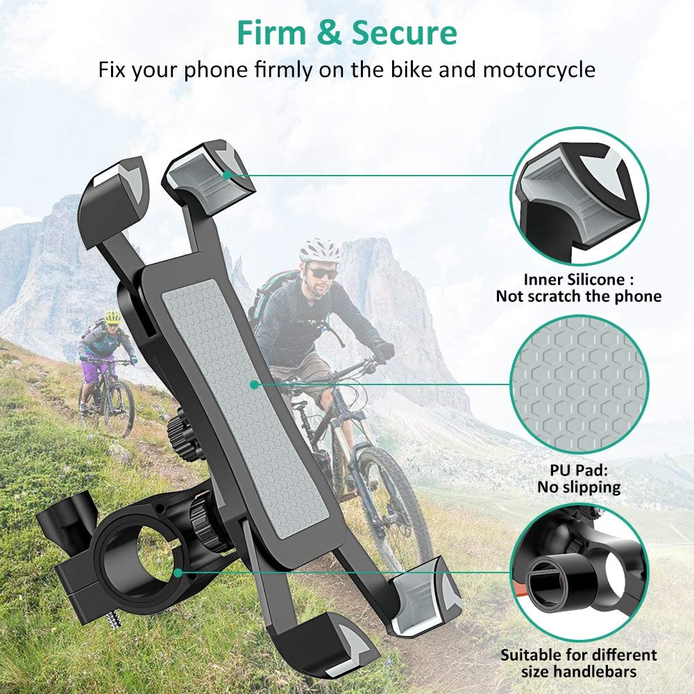 Bovon Anti-Shake Bike Phone Mount