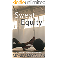Sweat Equity (A LadyLuck Startups Romance Book 1) book cover