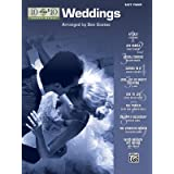 10 for 10 Sheet Music Weddings: Easy Piano Solos