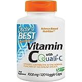 Doctor's Best, Vitamin C, Featuring Quali-C, 1000 mg, 120 Veggie Caps
