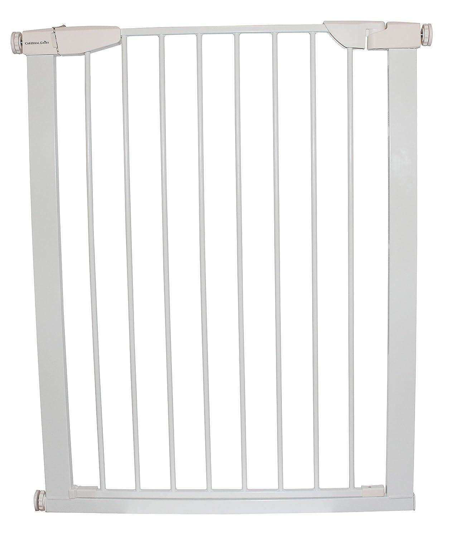 熱販売 Cardinal Gates Extra Tall Extra Premium Gates Pressure Gate, White by Premium Cardinal Gates B00RX7SXCU, オフィスエクスプレス:937f36a7 --- a0267596.xsph.ru
