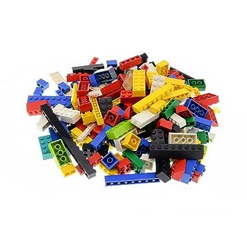 Lego Basic Bauplatte Grundplatte 20 Stück bunt LEGO Bausteine & Bauzubehör