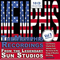 Various - Memphis Recordings Vol. 3
