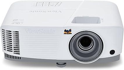 Viewsonic PG703W Video - Proyector (4000 lúmenes ANSI, DLP, WXGA ...