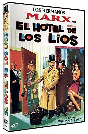 El Hotel de los Líos DVD 1938 Room Service: Amazon.es: Los ...