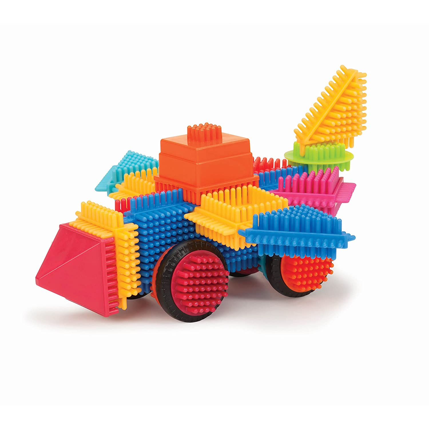 Amazon Bristle Blocks Toy Building Blocks for Toddlers 80