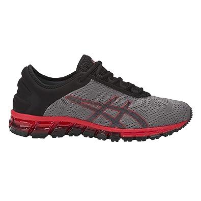 6a754e0d58d ASICS Men s Gel-Quantum 180 3 Carbon Black Running Shoes-7 UK India ...