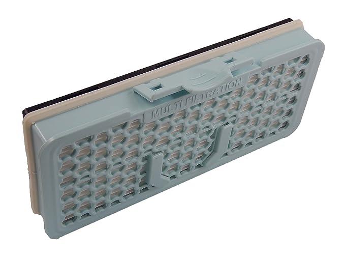 vhbw alergia Filtro Hepa para Aspirador Robot Aspirador Multiusos LG VK8820HFN, VK8820HUV, VK8828HQ, VK88xx, VK89101HQ, VK89102HU, VK89181N: Amazon.es: ...
