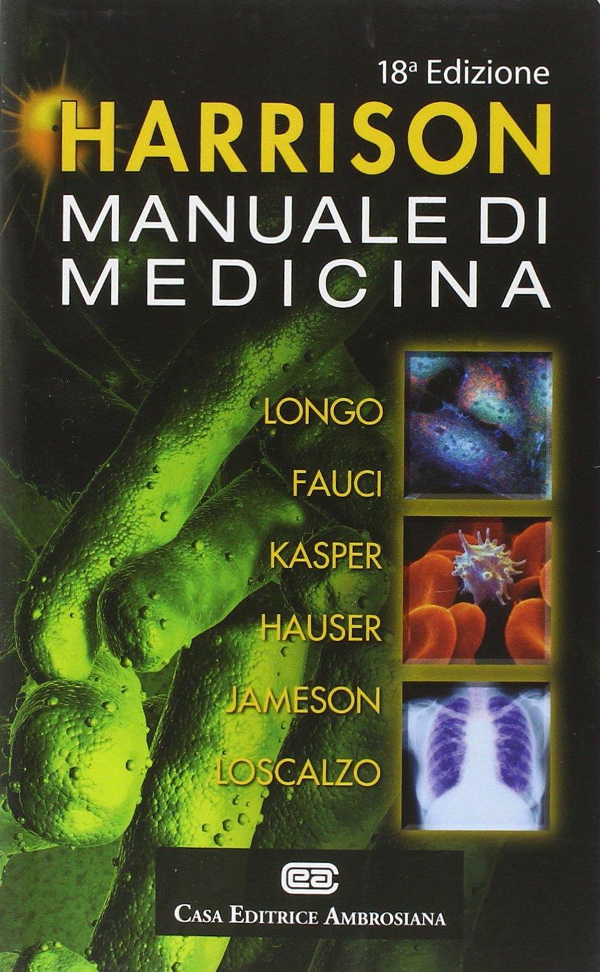 Harrison Medicina Interna 18 Edizione Pdf