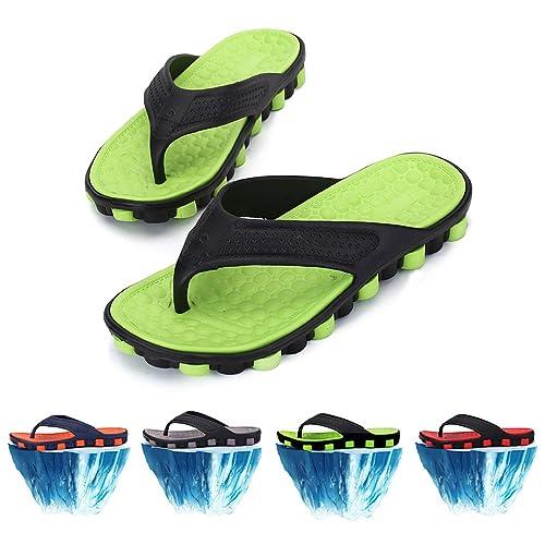 676e3c0bb8d0 Tezoo Men s Flip Flops