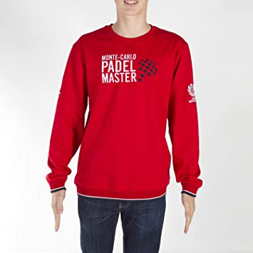 PADEL REVOLUTION - Sudadera Oficial Monte-Carlo Padel Master: Amazon.es: Deportes y aire libre