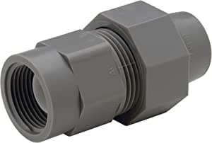 1/2x1/2f Cplg Adapter, Female Coupling Adapter