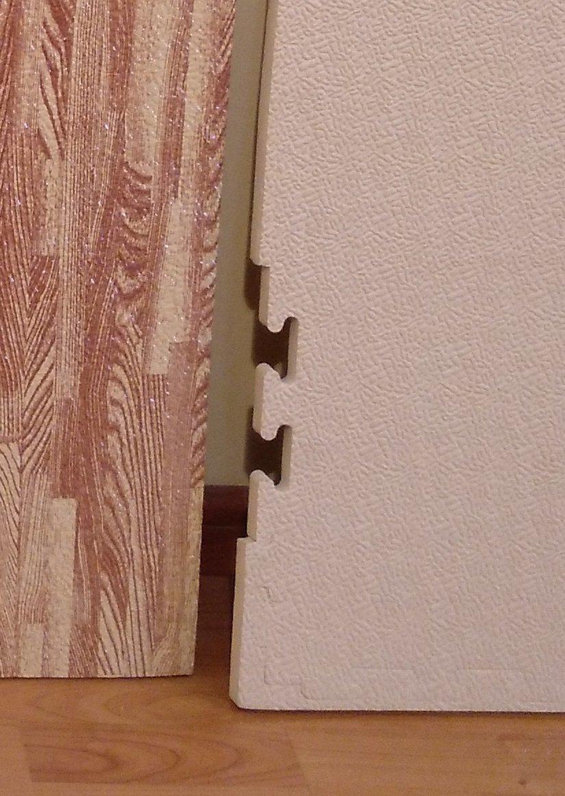 de 2 cm Color Madera planchas de 100 x 100 x 20 mm. Grupo Contact Lote 4 m Suelo Tatami
