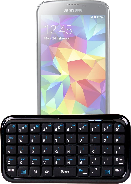 Mini teclado inalámbrico Bluetooth para Smartphone Samsung Galaxy ...