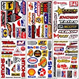 Graphic Racing Sticker Decal Motocross ATV Dirt 6 Sheets Set#5