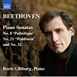 Beethoven:Piano Sonatas [Boris Giltburg] [NAXOS: 8573400]