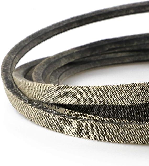 1 Band D/&D PowerDrive 1651-10 Yard Man Replacement Belt Rubber