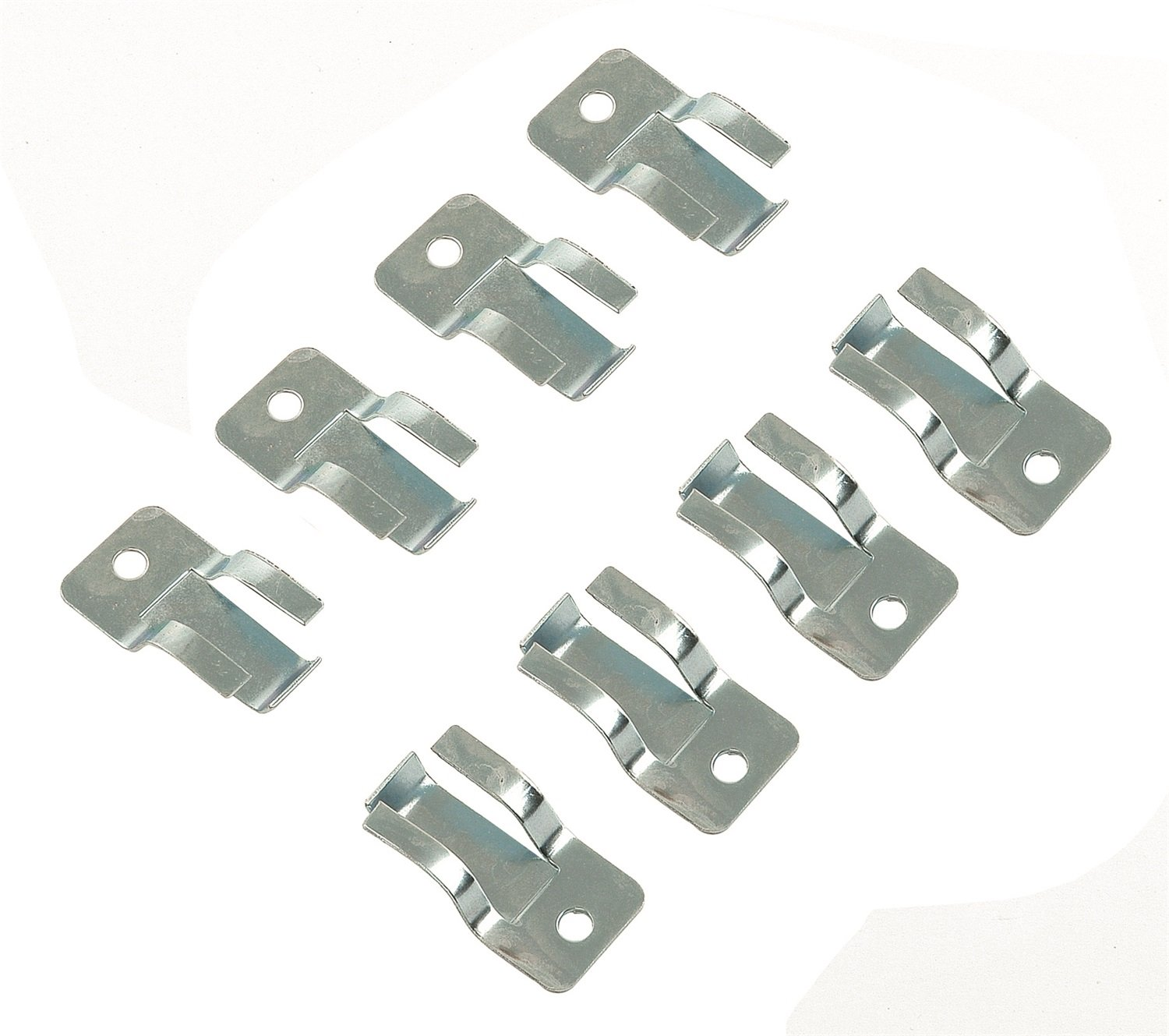 Mr. Gasket 1015 Rocker Arm Oil Deflector Clips Mr Gasket