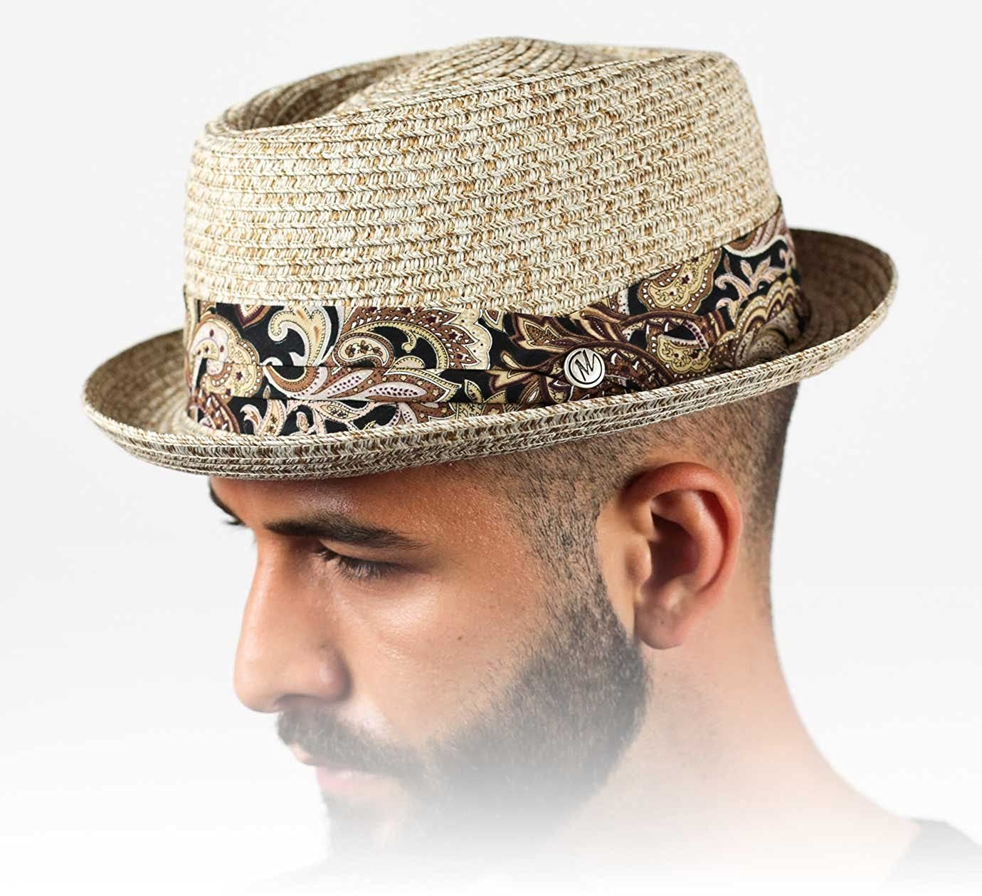 Modissima Salerne Pork Pie Hat Packable