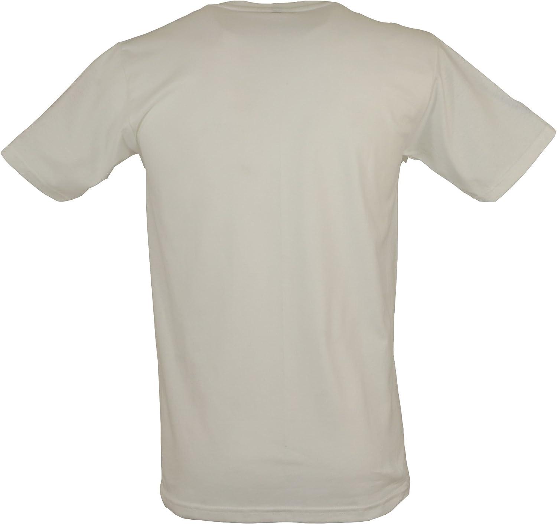 Baumwolle Guru-Shop Fun T-Shirt Rundhals Kurzarm Shirt Alternative Bekleidung Herren