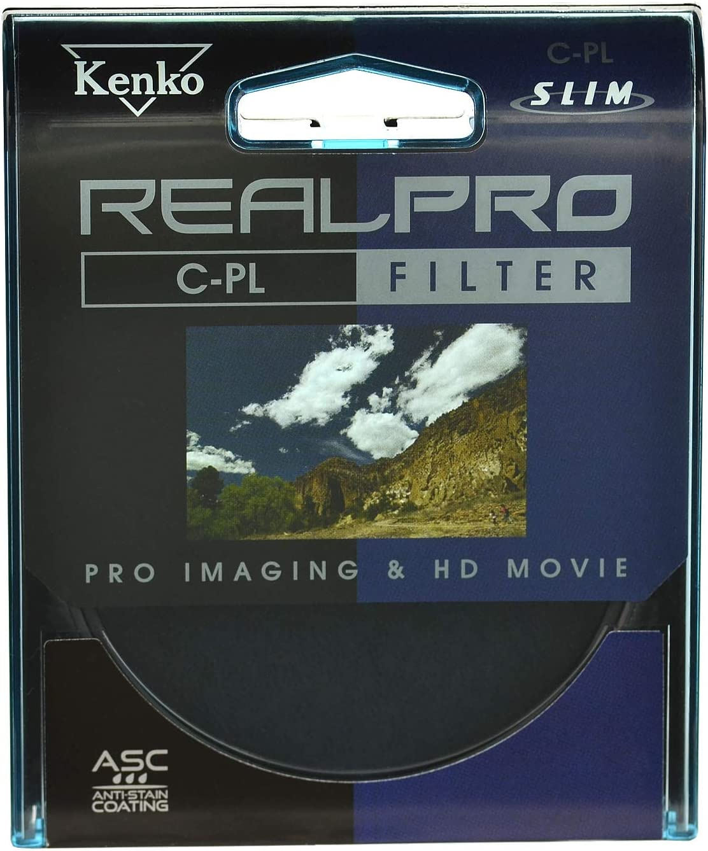 Kenko Real Pro Slim Polarising Filter 46/mm