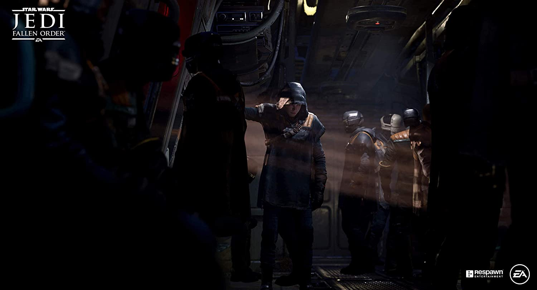 Star Wars Jedi : Fallen Order pour PS4 [Importación francesa ...