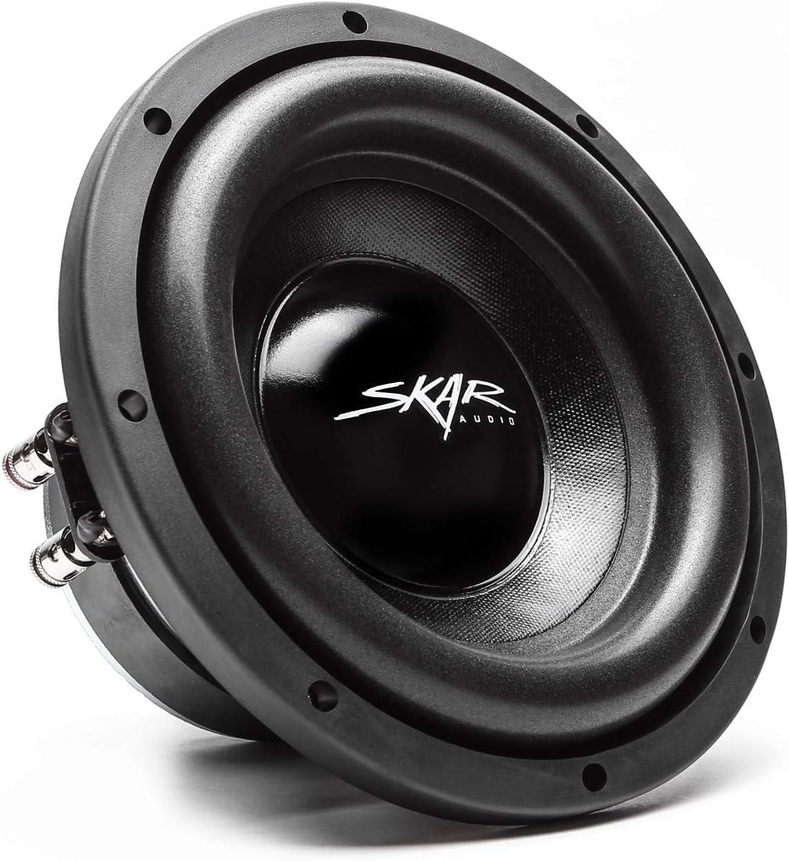 """Skar Audio IX-8 D2 8"""" Car Subwoofer"""