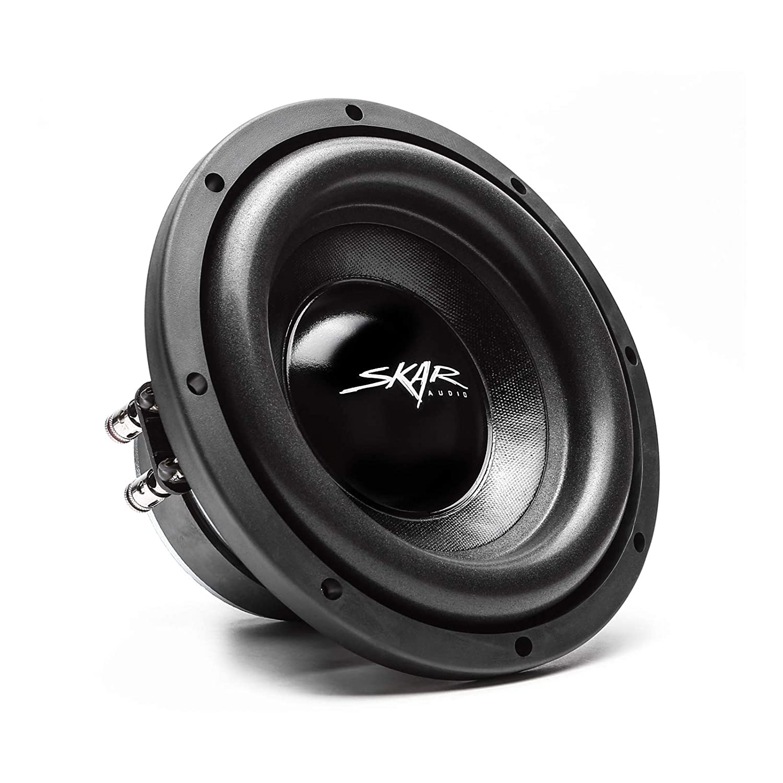 "Skar Audio IX-8 D4 8"" 300 Watt Max Power Dual 4 Ohm Car Subwoofer"