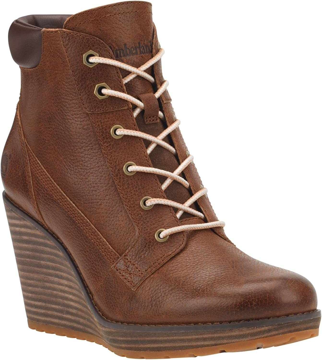 Chaussures LACE Marron Taille TIMBERLAND MERIDEN 37 ZOXiukTP