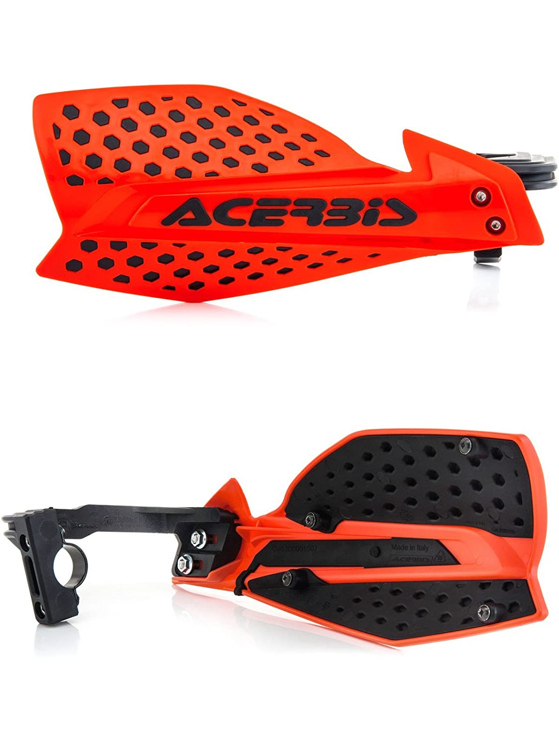 WHITE//RED Acerbis X-Ultimate Handguards
