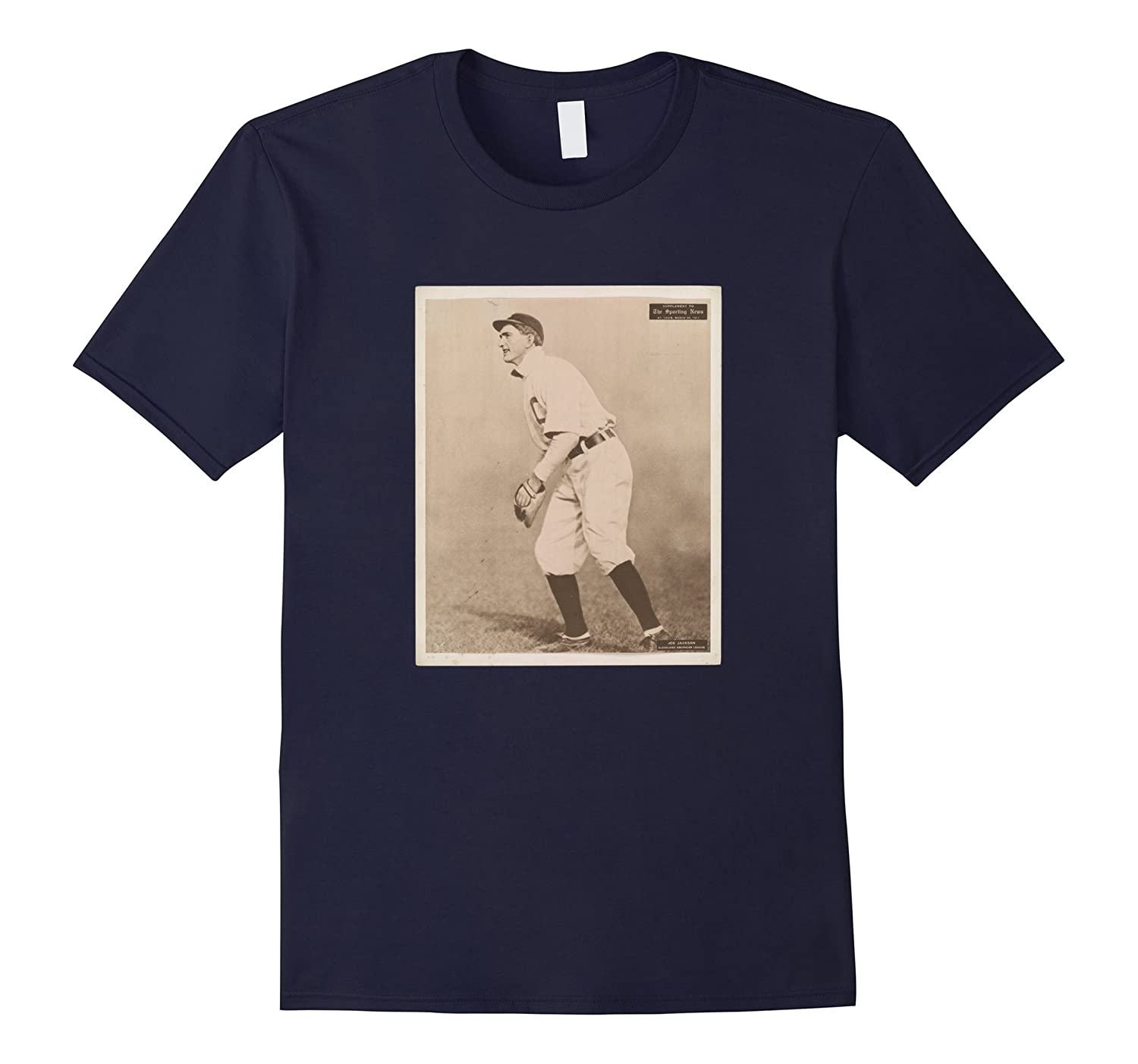 Baseball Player - Shoeless Joe Jackson, Cleveland-BN