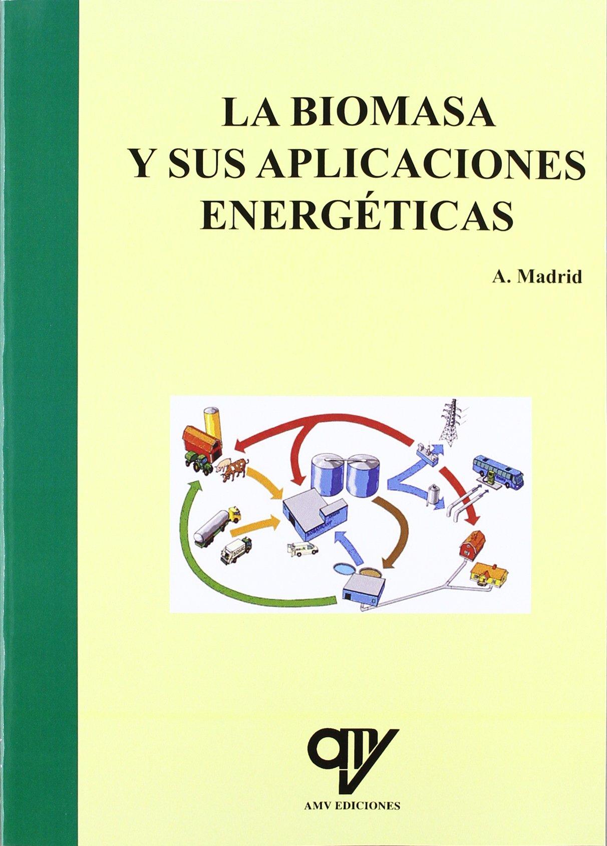 La biomasa y sus aplicaciones energéticas: Amazon.es: Antonio ...