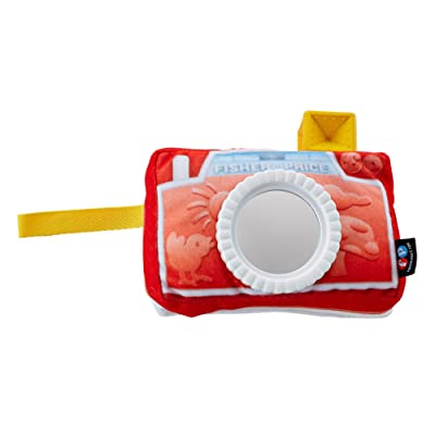 Fisher-Price Crinkle Camera Mirror : Baby