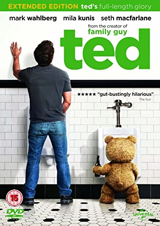 Ted Extended [2012] [1080p BRrip] [Latino-Inglés] [GoogleDrive]