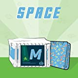 ABUniverse Space® Diapers - Pack of 10 Medium