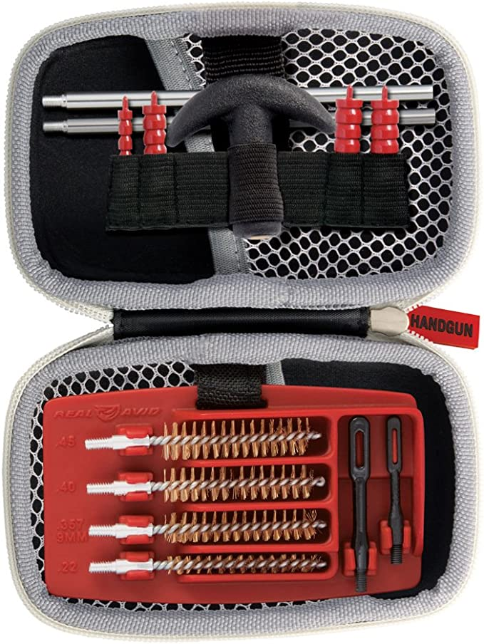 Best Gun Cleaning Kit :  Real Avid Gun Boss Handgun Cleaning Kit